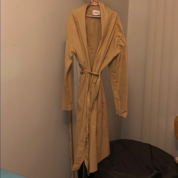 Urban Outfitters Jackets & Blazers - Urban Outfitters UO Sierra Belted Duster Coat XS/S